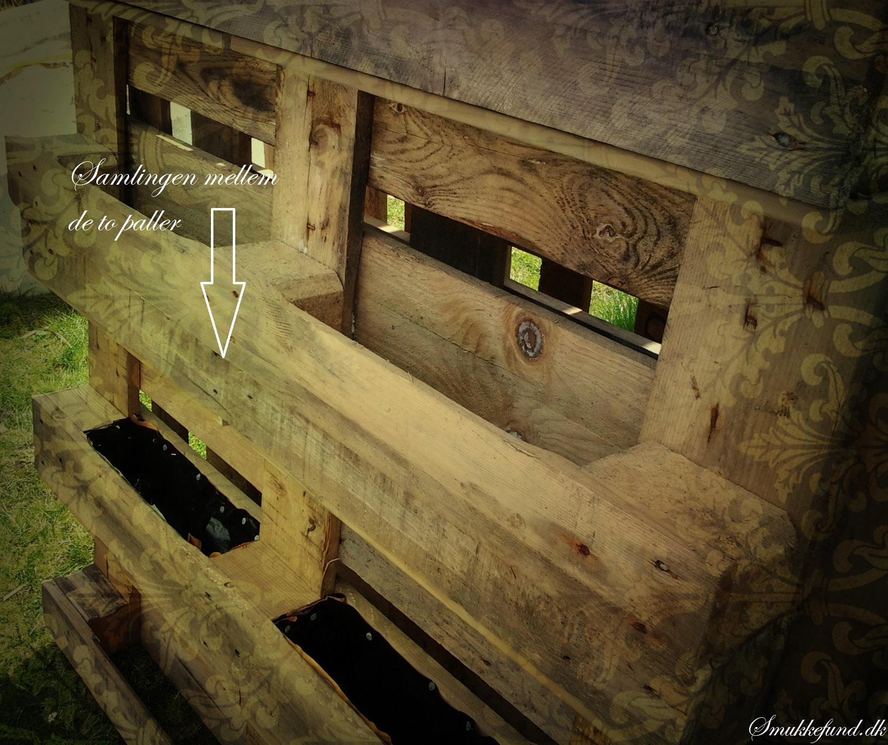 #4E5D1D Meget bedømt Urtehave Lavet Af Brugte Paller Smukke Gør Det Selv Urtehaver Gør Det Selv Havemøbler Af Paller 5339 182715335339