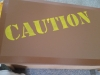 Caution malet